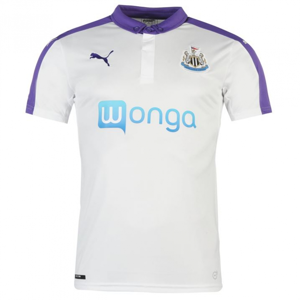 2016-2017 Newcastle 3rd Football Shirt