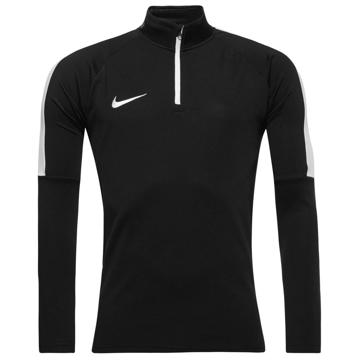 Nike Mens Dry Academy Half Zip Drill Top (Black)