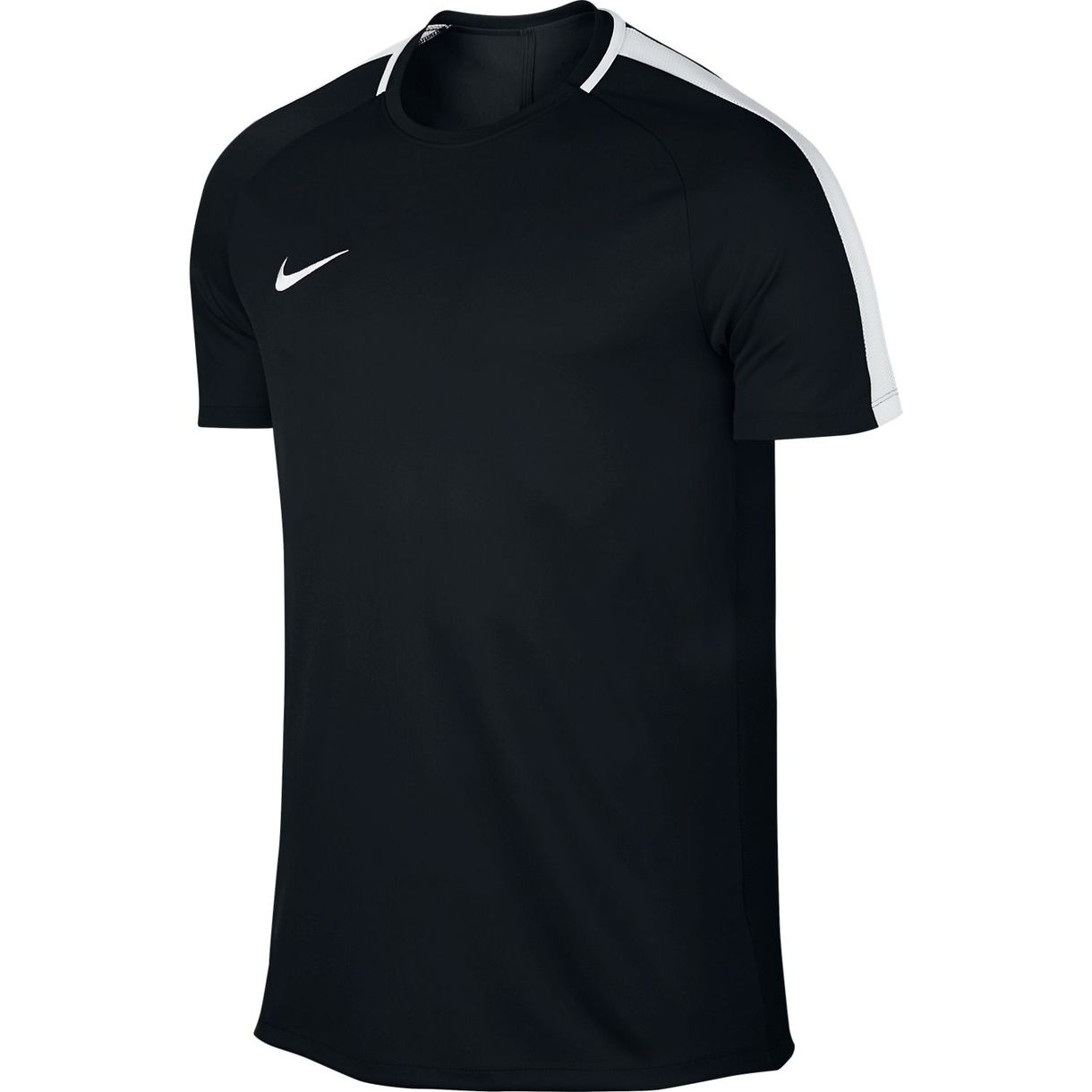 nike mens dry academy ss training top black 832967 010 uksoccershop. Black Bedroom Furniture Sets. Home Design Ideas