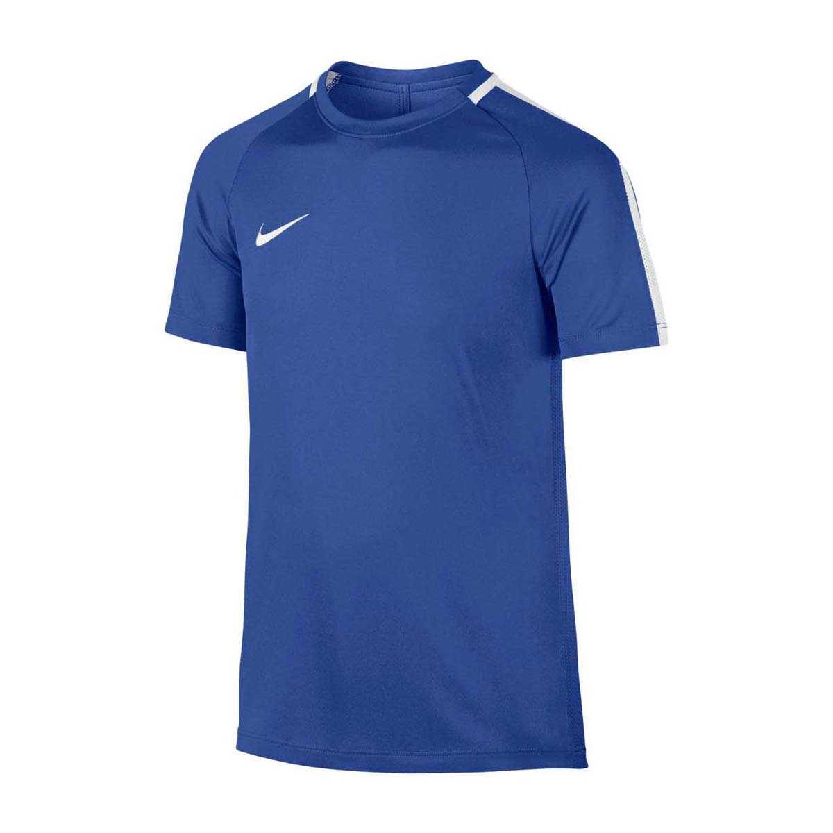 nike dry academy training shirt blue kids 832969 480 uksoccershop. Black Bedroom Furniture Sets. Home Design Ideas