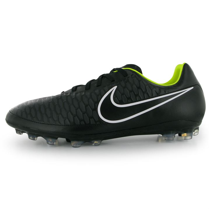 Nike Magista Onda AG Mens Football Boots (Black-Volt)