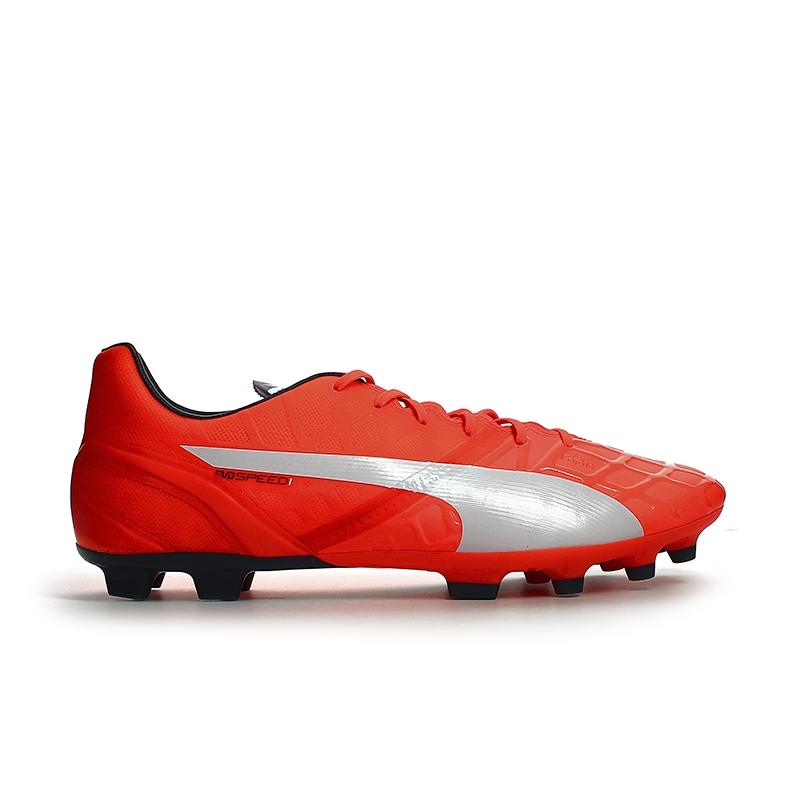 Puma evoSPEED 1.4 Artificial Grass Football Boots (Lava Blast)