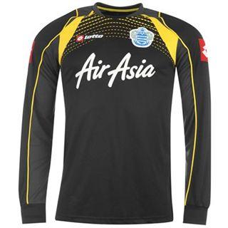 2012-13 QPR Home Lotto Goalkeeper Shirt