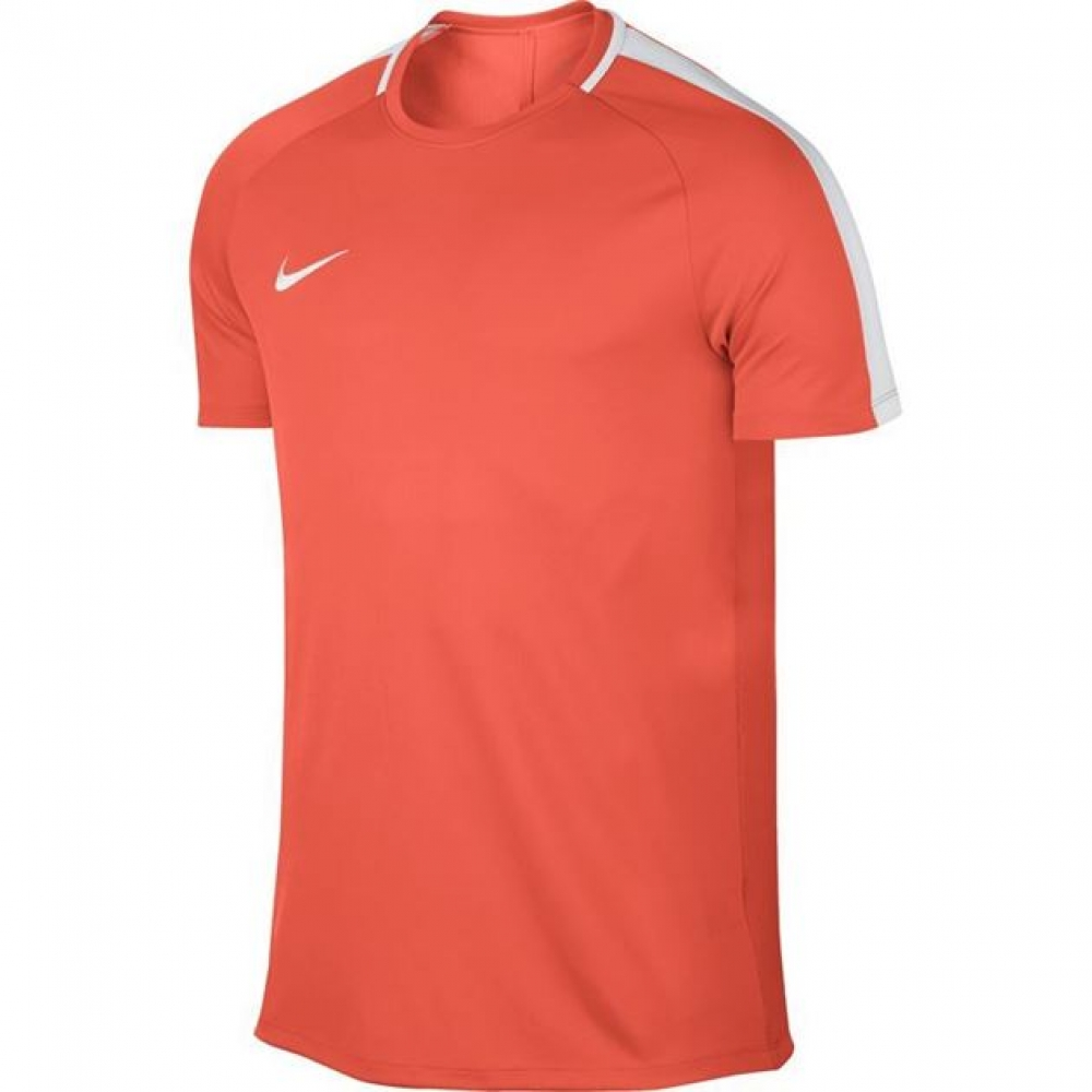 Nike Mens Dry Academy SS Training Top (Turf Orange)