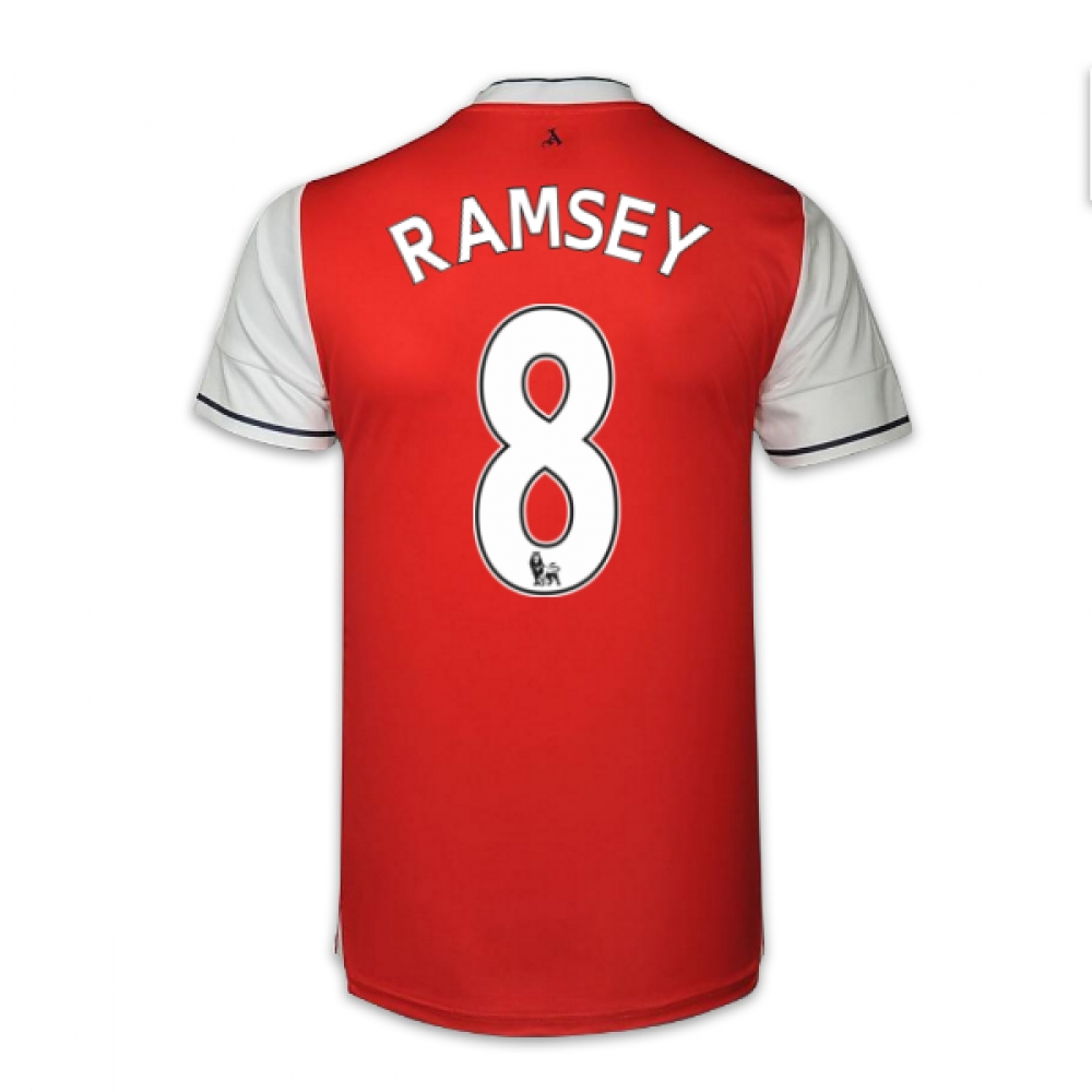 2016-17 Arsenal Home Shirt (Ramsey 8)