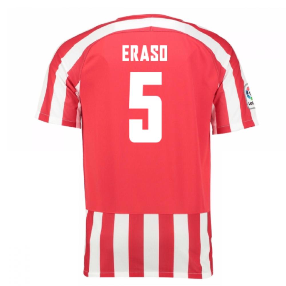2016-17 Athletic Bilbao Home Shirt (Eraso 5)