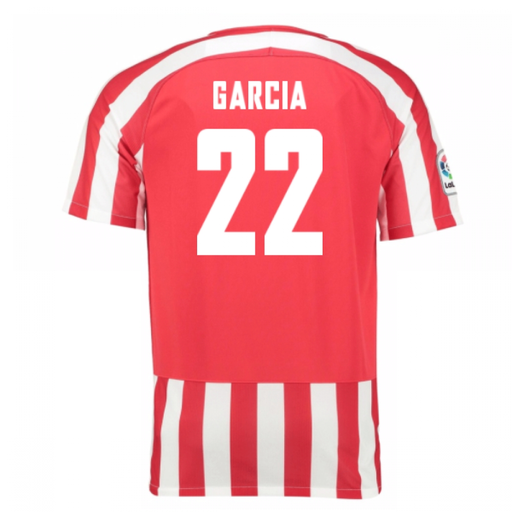 2016-17 Athletic Bilbao Home Shirt (Garcia 22)