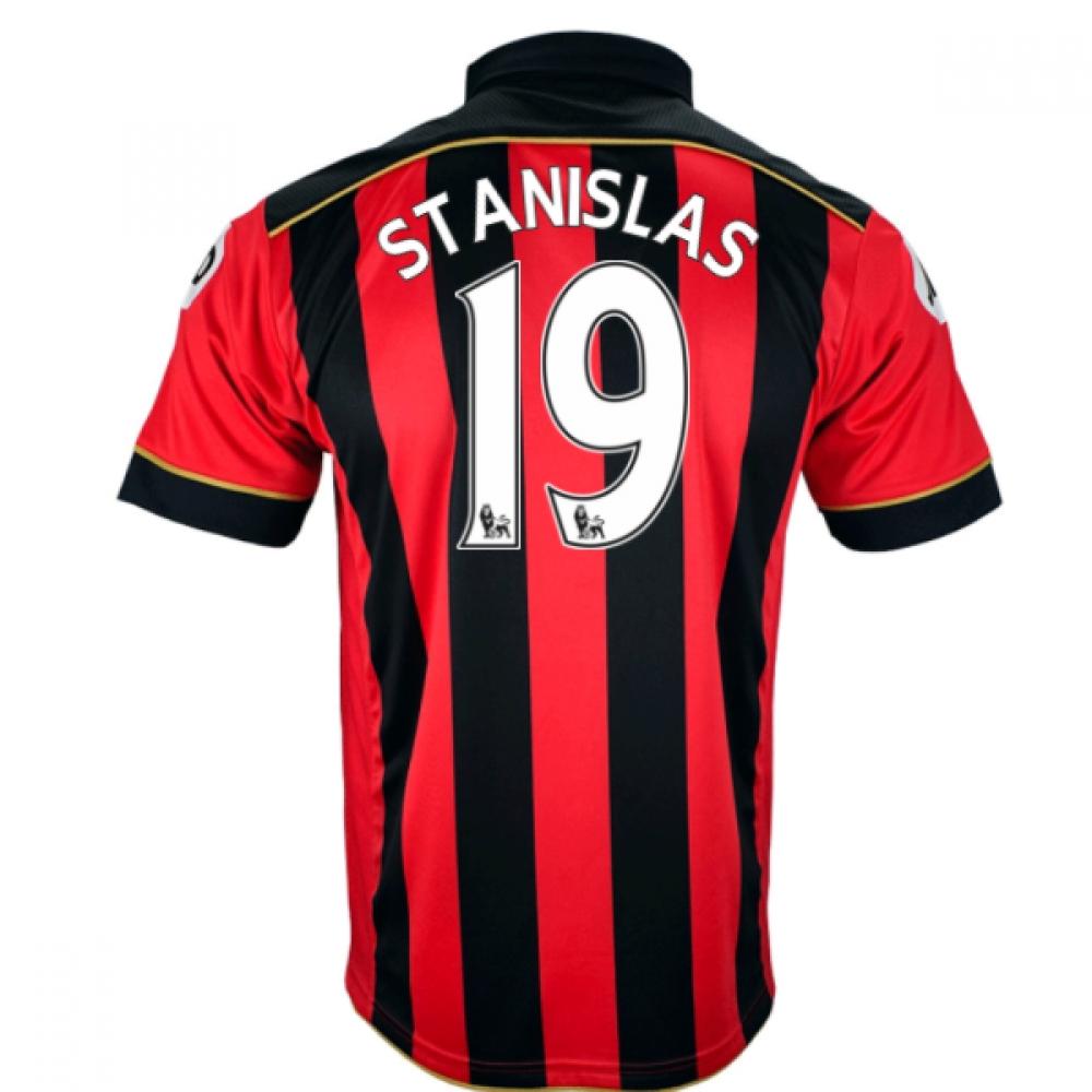 2016-17 Bournemouth Home Shirt (Stanislas 19)