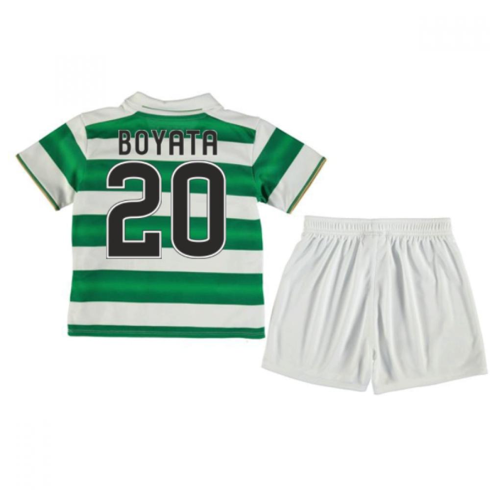 2016-17 Celtic Home Baby Kit (Boyata 20)