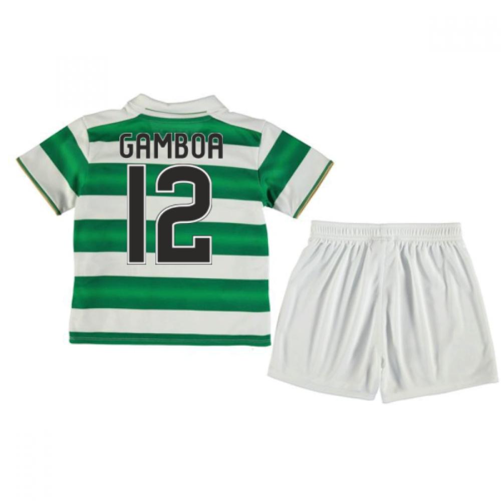 2016-17 Celtic Home Baby Kit (Gamboa 12)