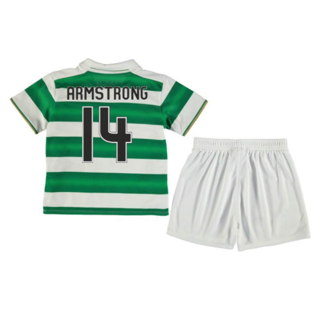 2016-17 Celtic Home Mini Kit (Armstrong 14)