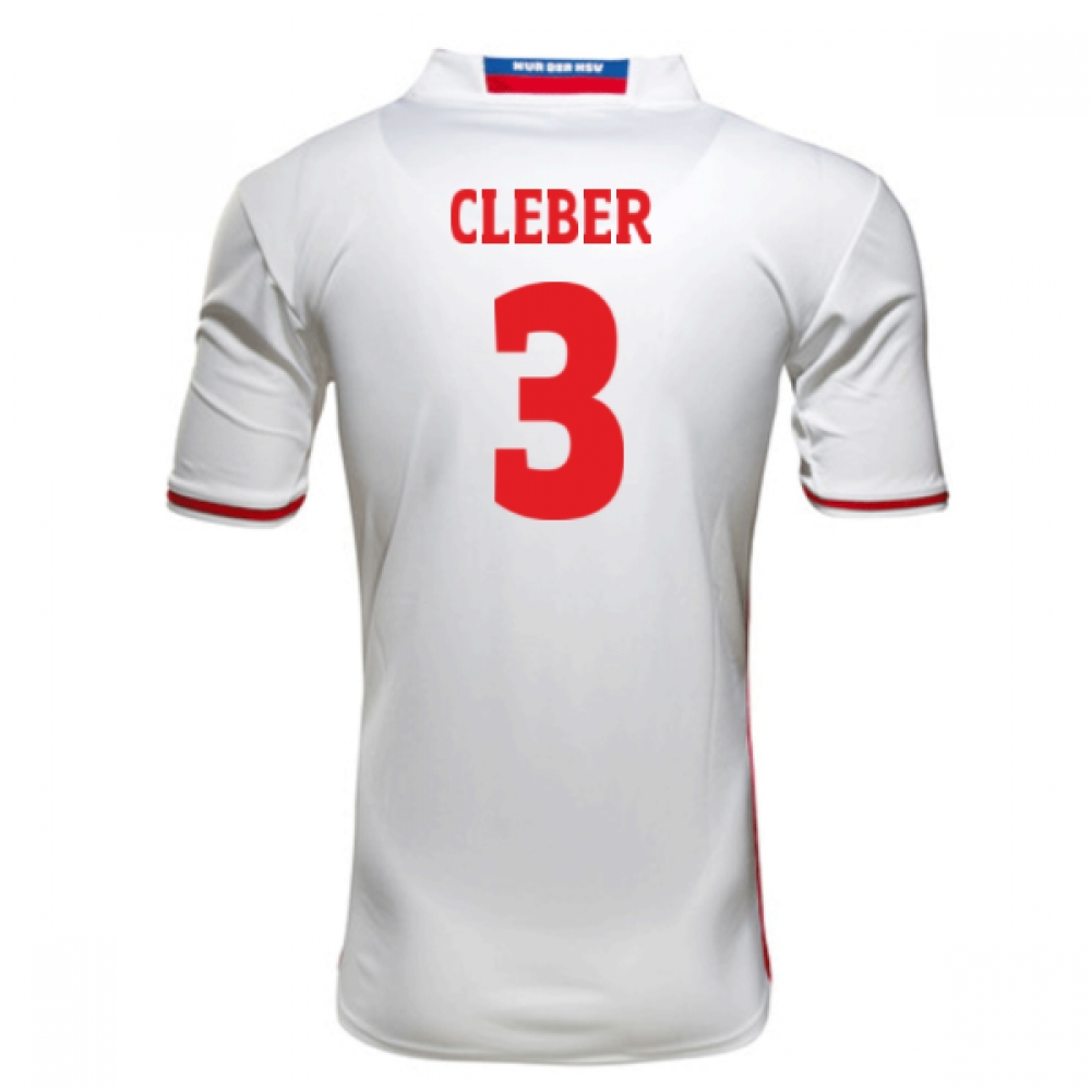2016-17 Hamburg Sv Home Shirt (Cleber 3)