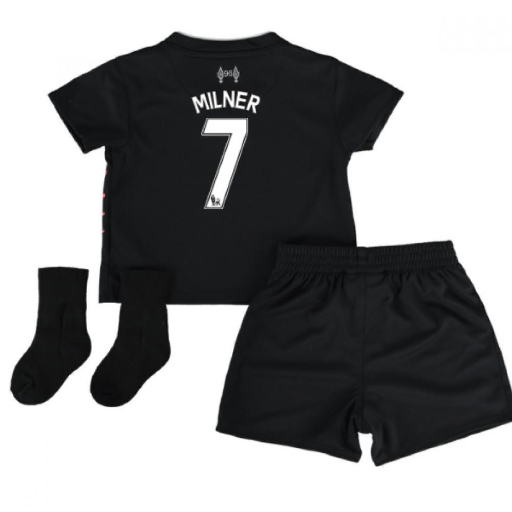 2016-17 Liverpool Away Baby Kit (Milner 7)