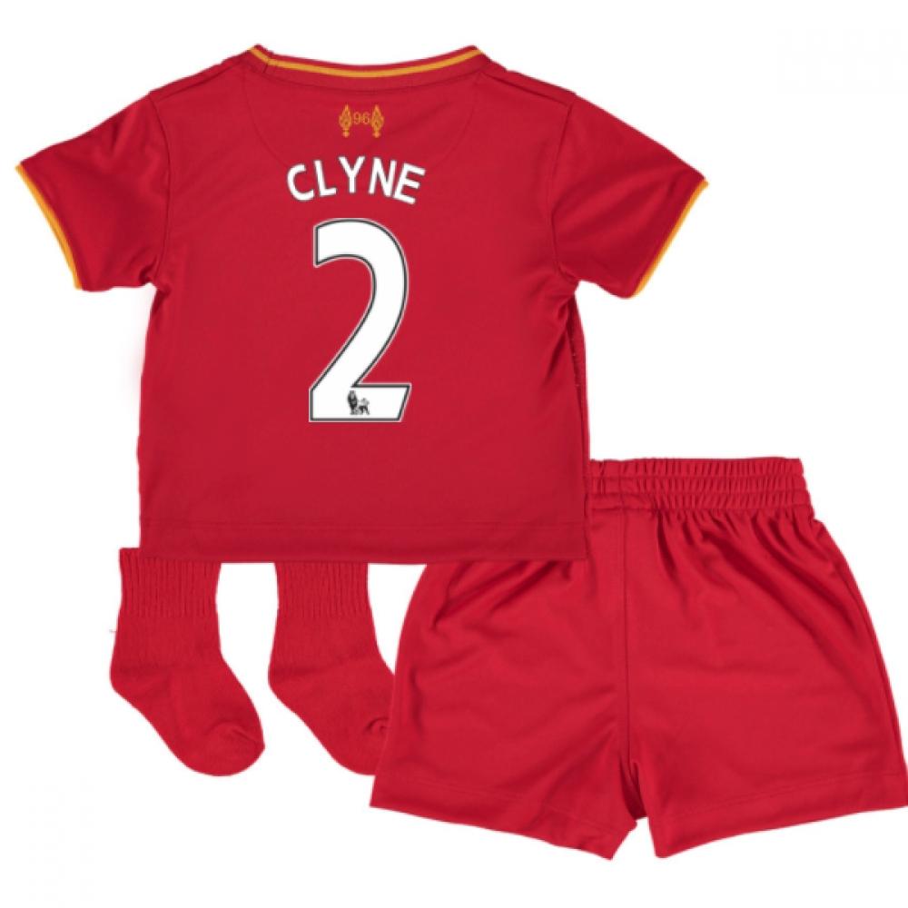 2016-17 Liverpool Home Baby Kit (Clyne 2)