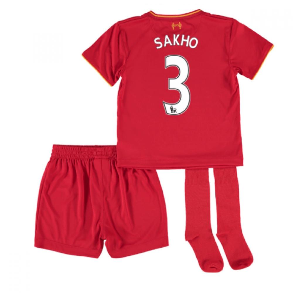 2016-17 Liverpool Home Mini Kit (Sakho 3)