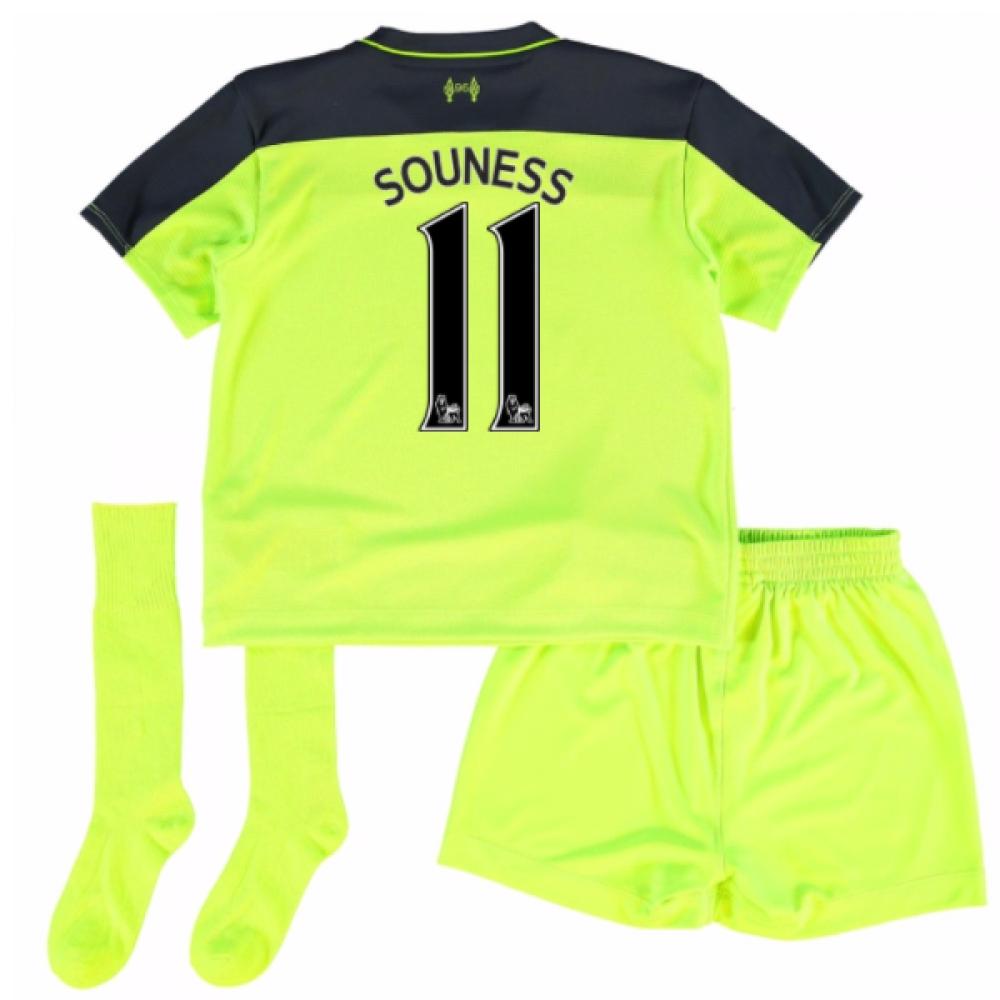 2016-17 Liverpool Third Mini Kit (Souness 11)