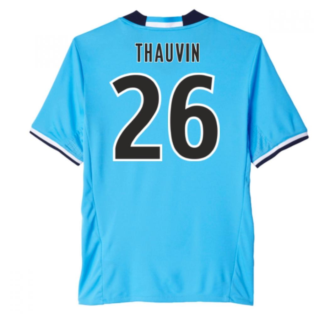 2016-17 Marseille Third Shirt (Thauvin 26)