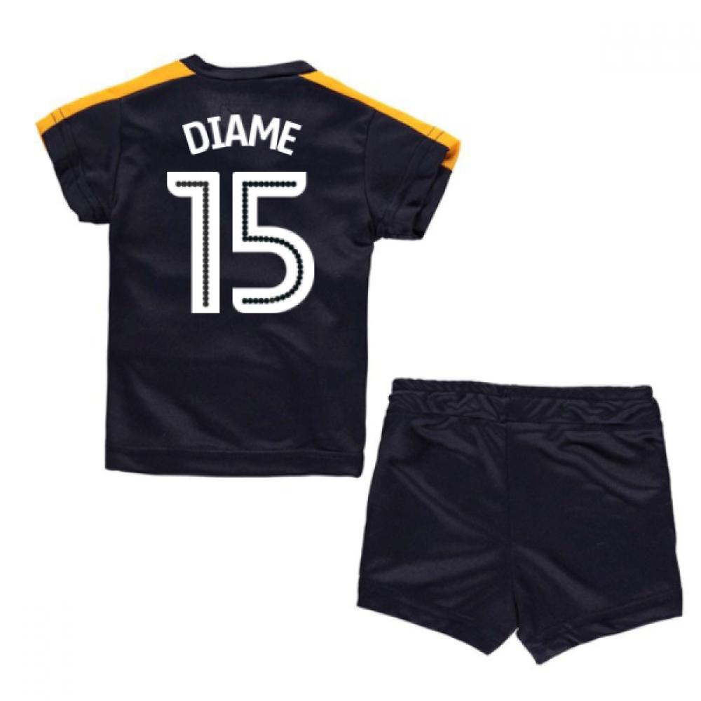 2016-17 Newcastle Away Baby Kit (Diame 15)