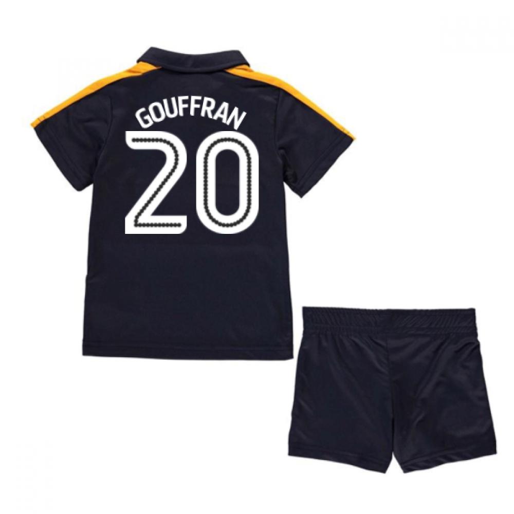 2016-17 Newcastle Away Mini Kit (Gouffran 20)