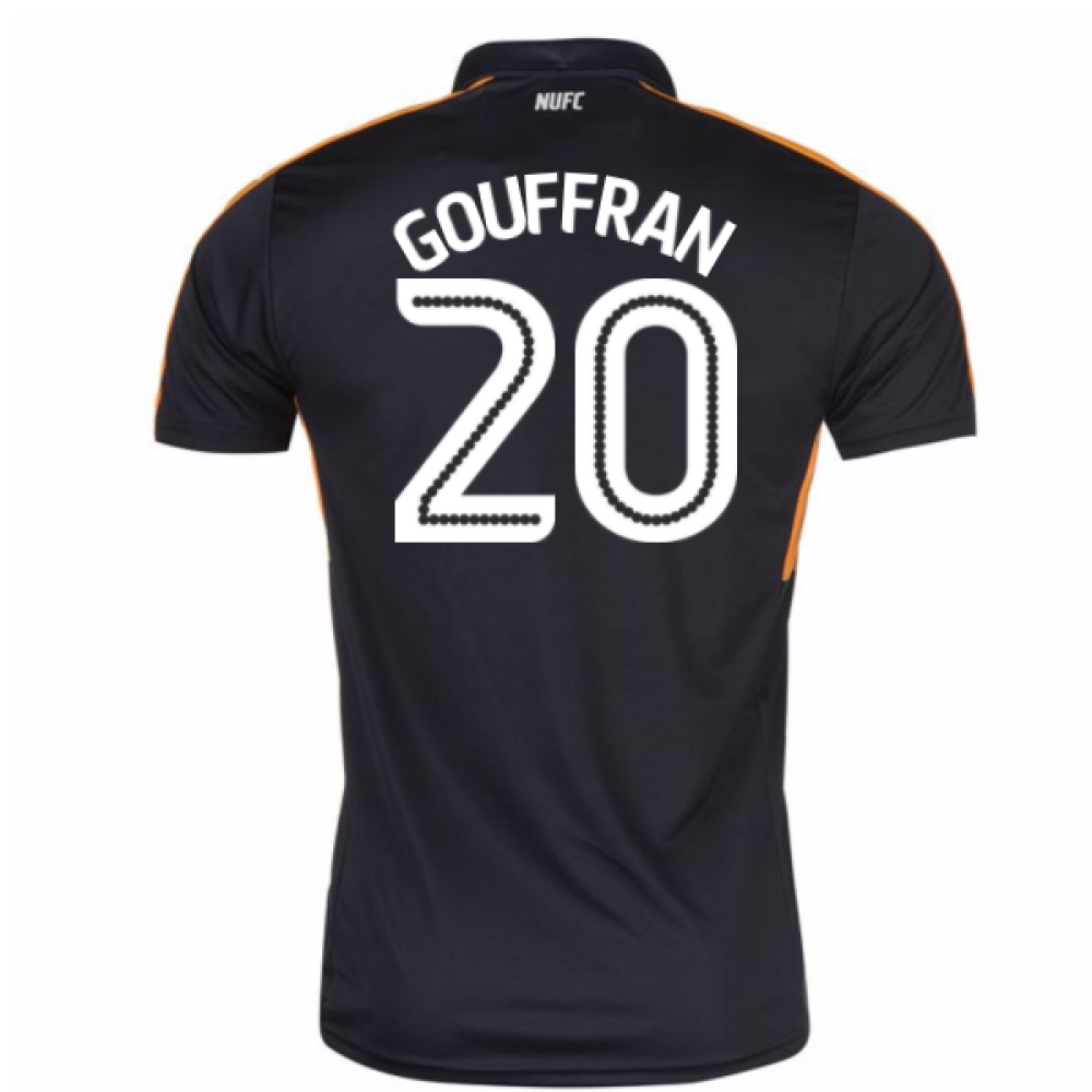 2016-17 Newcastle Away Shirt (Gouffran 20)