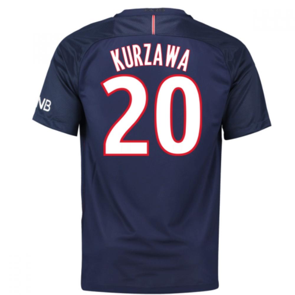 2016-17 PSG Home Shirt (Kurzawa 20)