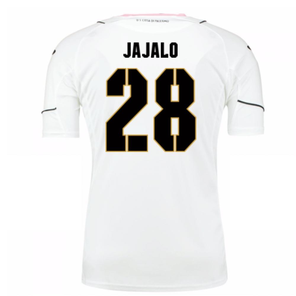 2016-17 Palermo Away Shirt (Jajalo 28)