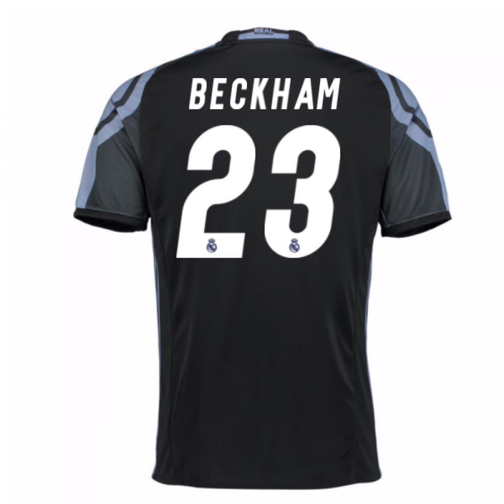 2016-17 Real Madrid 3rd Shirt (Beckham 23)