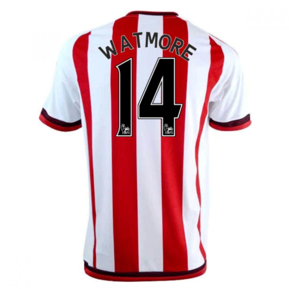 2016-17 Sunderland Home Shirt (Watmore 14)
