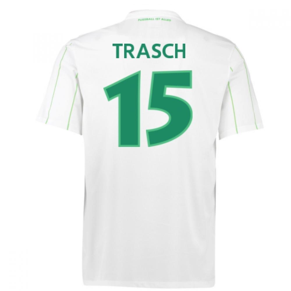 2016-17 Vfl Wolfsburg Away Shirt (Trasch 15) - Kids