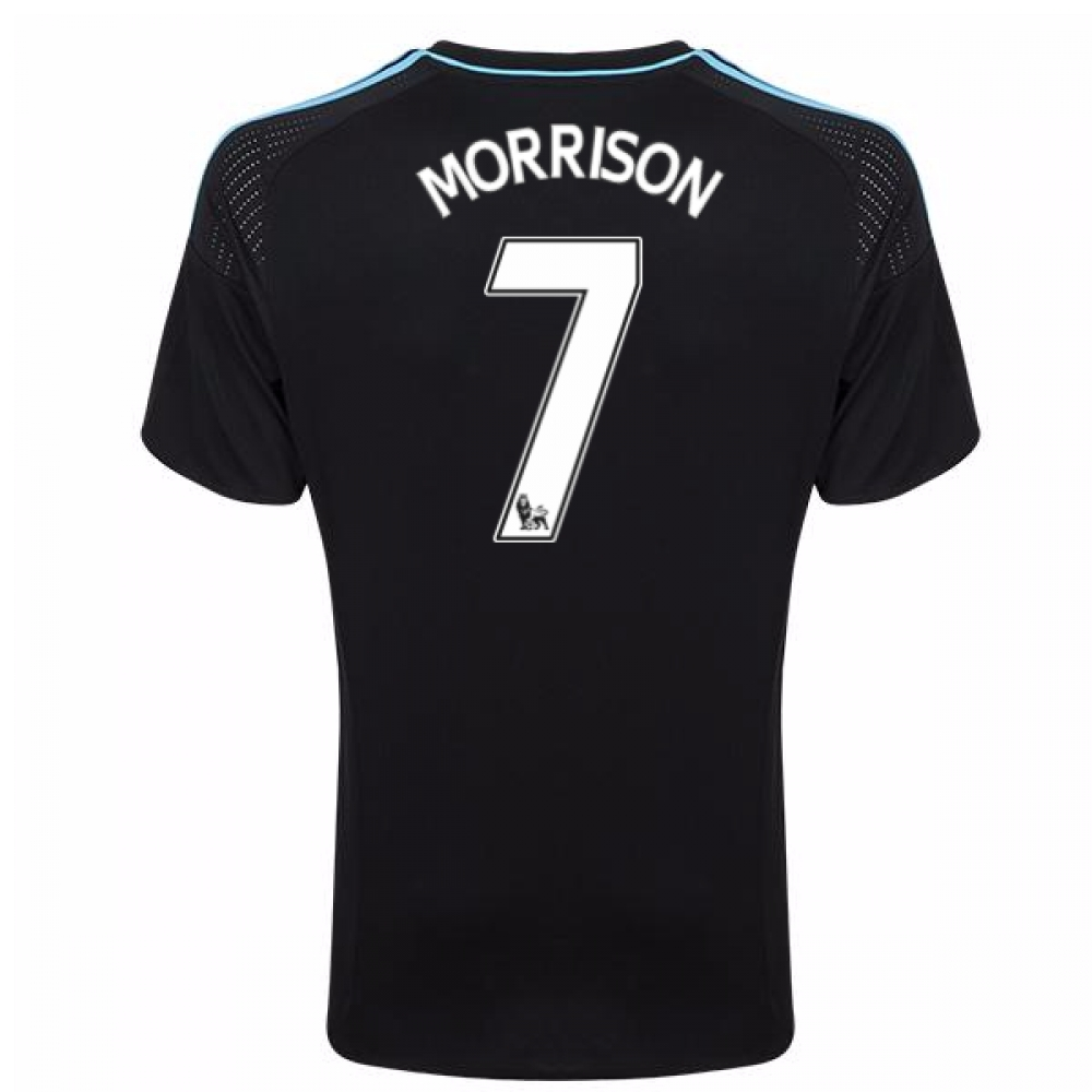 2016-17 West Brom Albion Away Shirt (Morrison 7)