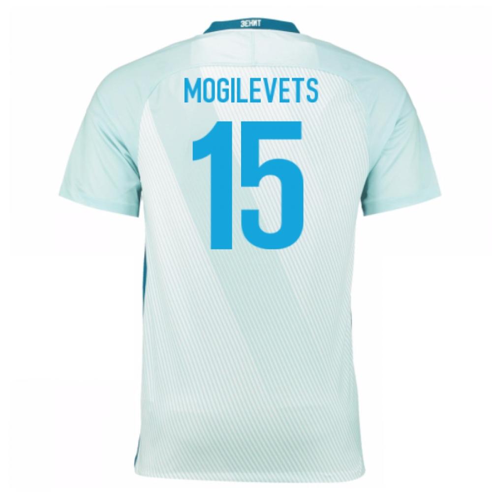 2016-17 Zenit St Petersburg Away Shirt - (Kids) (Mogilevets 15)