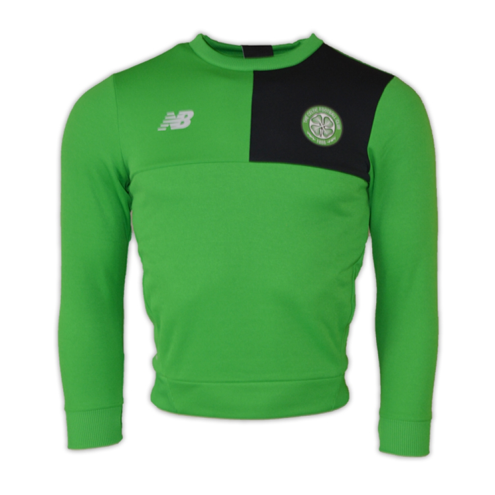 2016-2017 Celtic Sweat Top (Green) - Kids