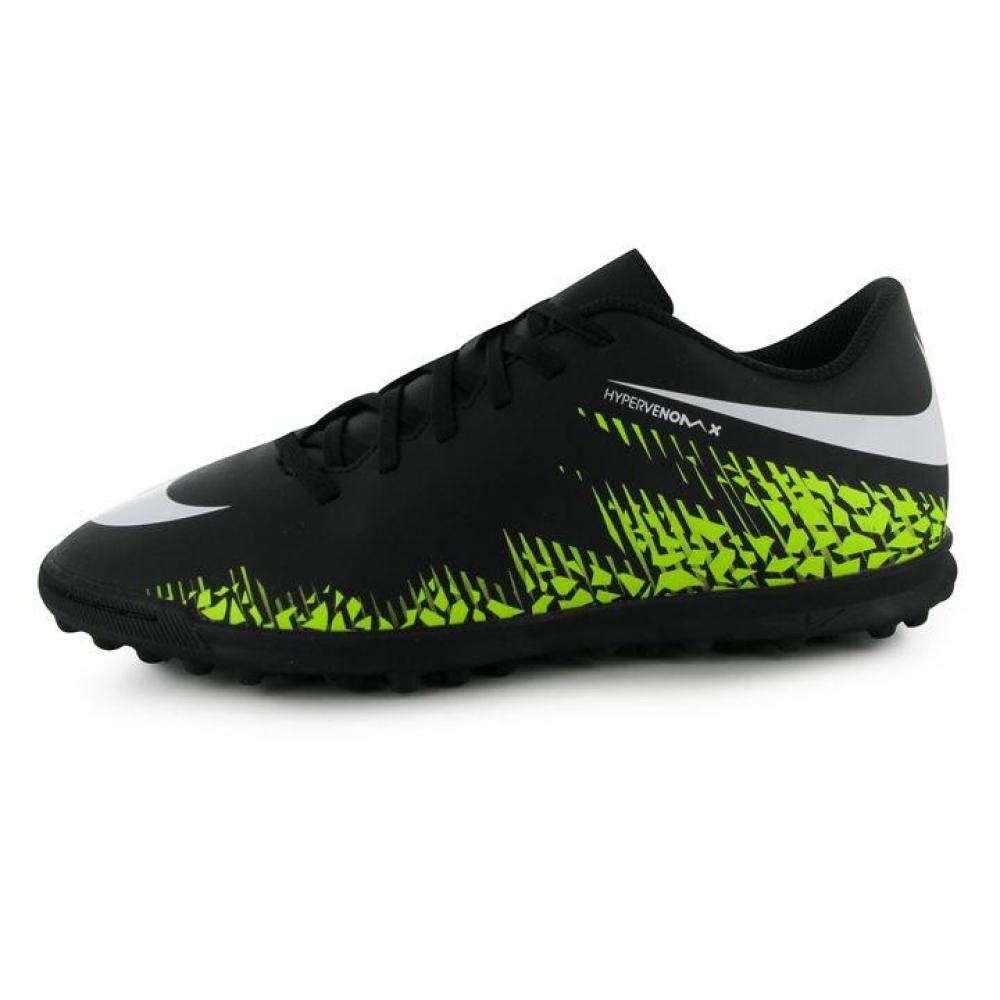 Hypervenom green and black
