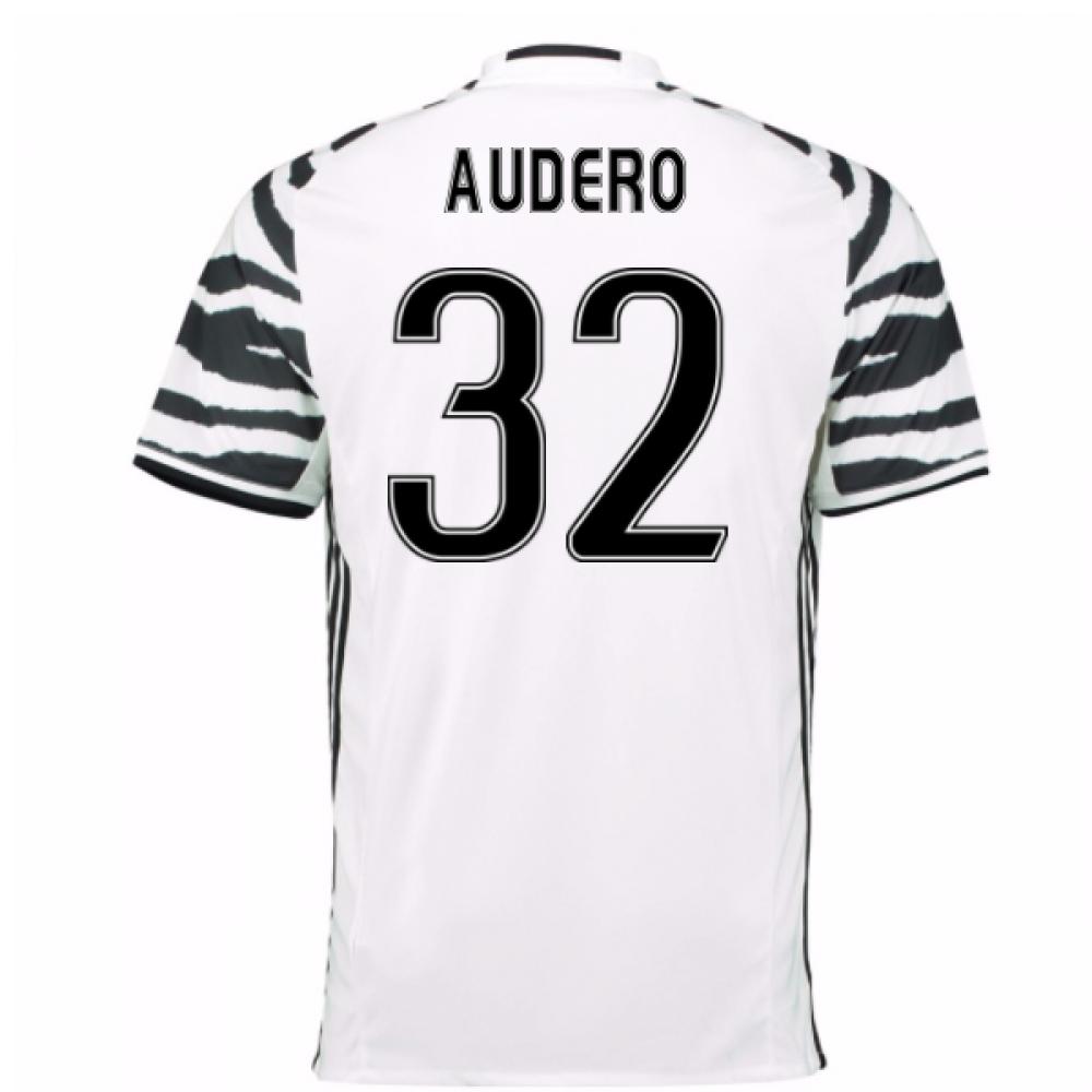 2016-17 Juventus 3rd Shirt (Audero 32)