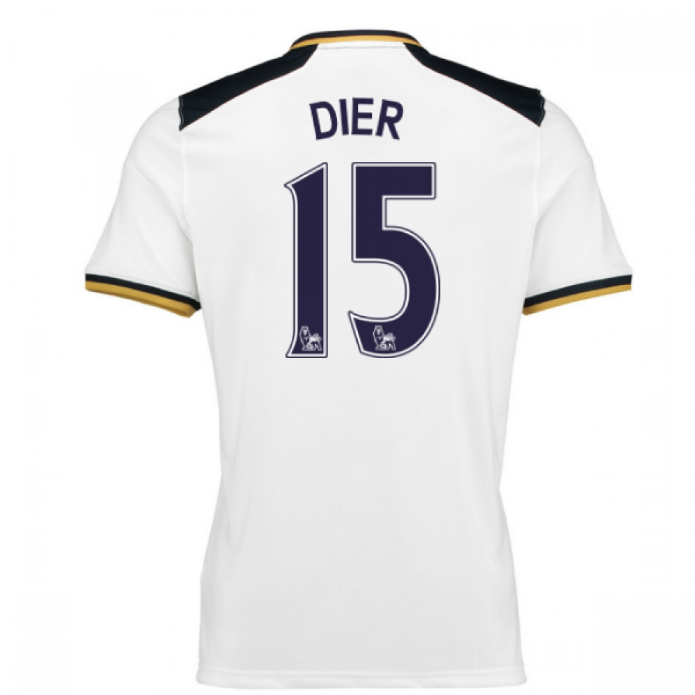 2016-17 Tottenham Home Shirt (Dier 15)