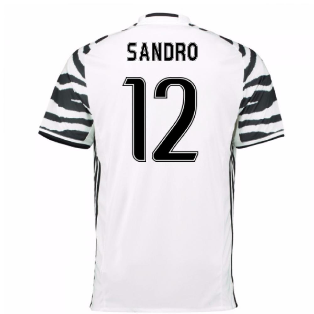 2016-17 Juventus 3rd Shirt (Sandro 12)