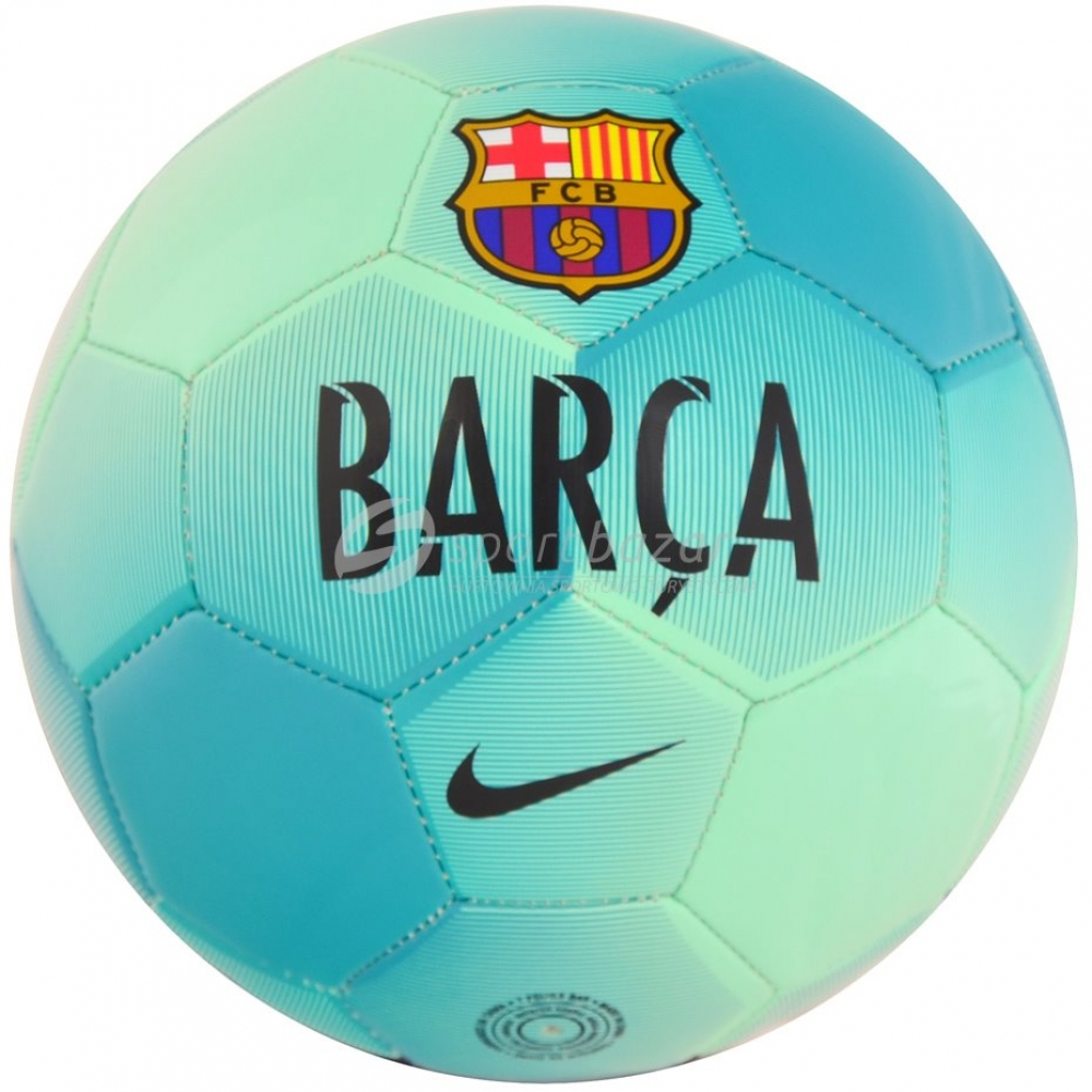 2016-2017 Barcelona Nike Skills Football (Green Glow)