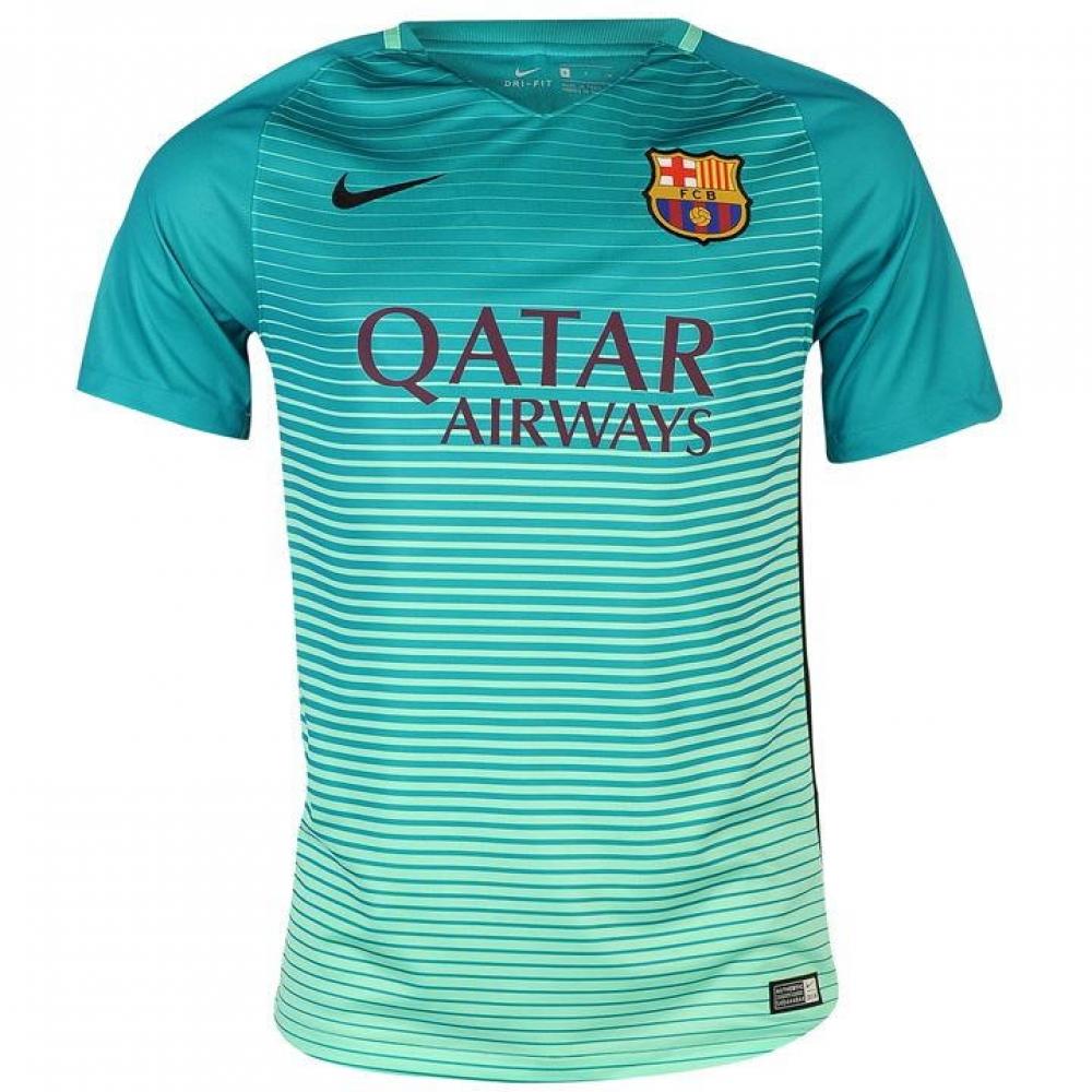 2016-2017 Barcelona Third Nike Football Shirt