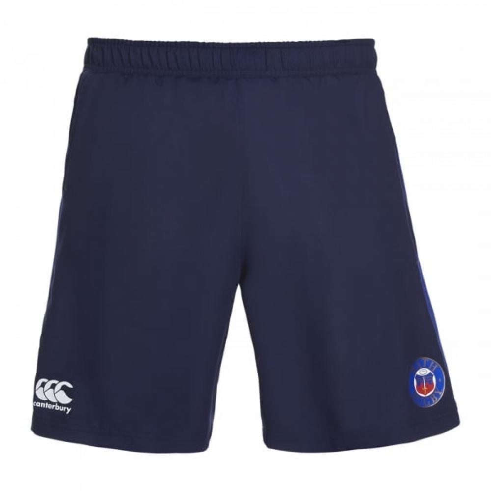 2016-2017 Bath Rugby Gym Shorts (Peacot)
