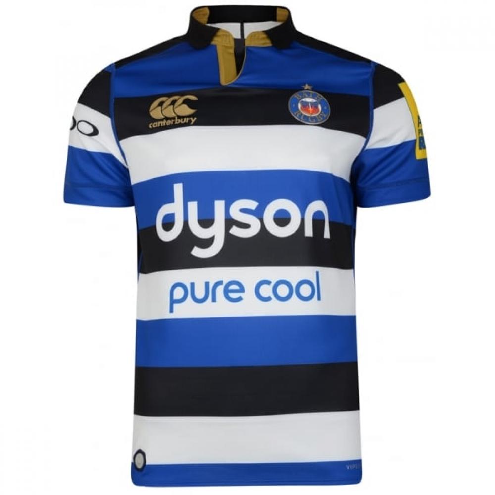 2016-2017 Bath Home Test Vapodri Rugby Shirt
