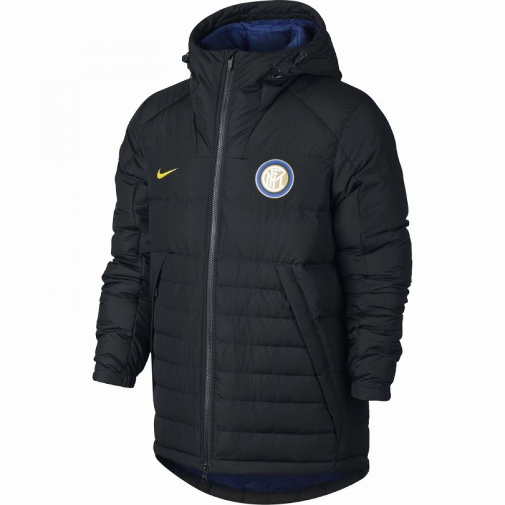2016-2017 Inter Milan Nike Core Down Jacket (Black)