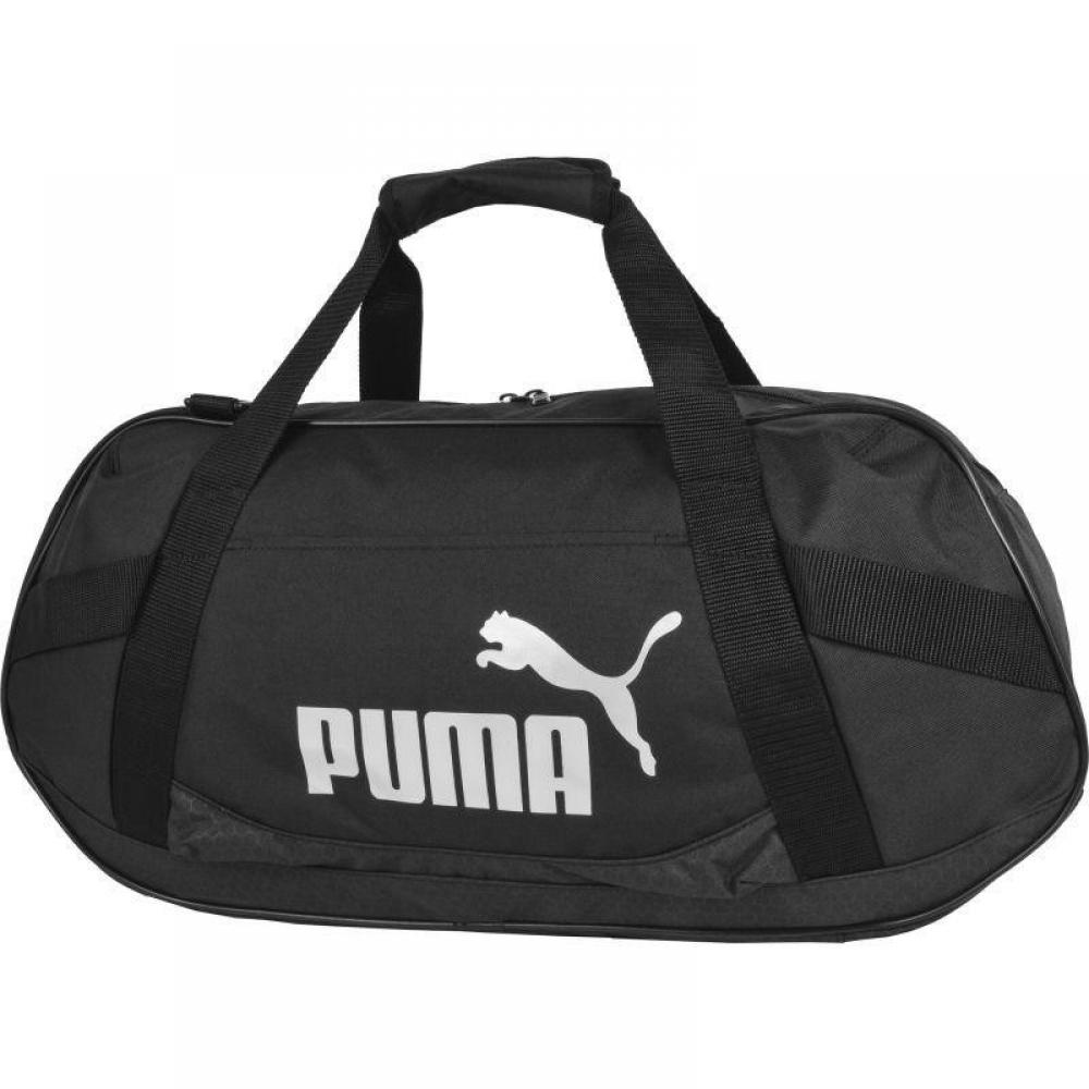 Puma Active TR Duffel Bag (Black)
