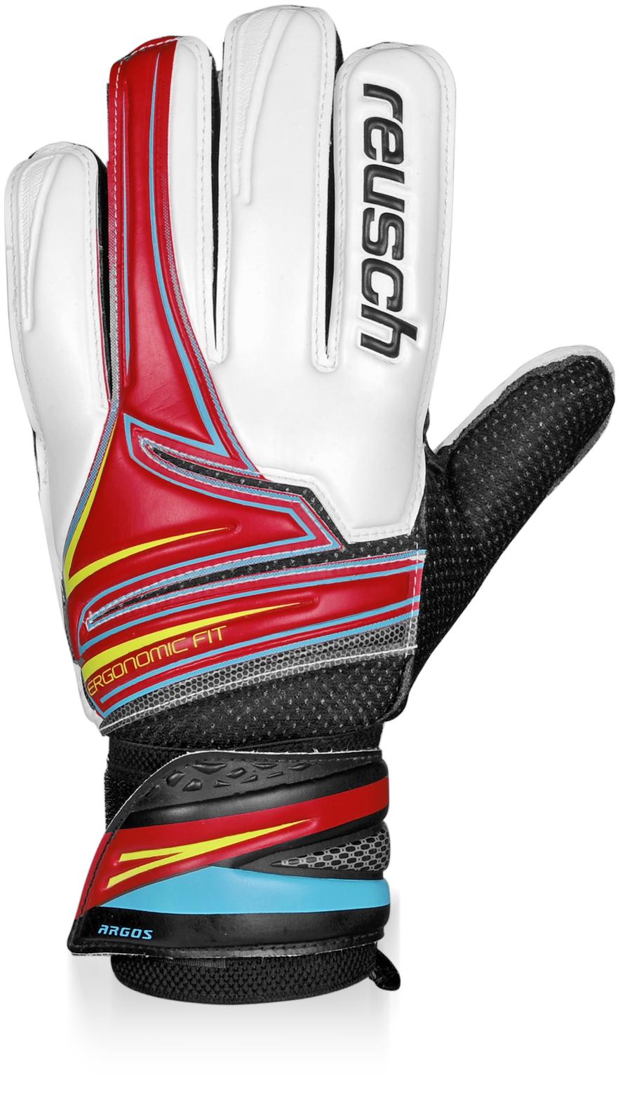 Reusch Argos Goalkeeper Gloves (red)