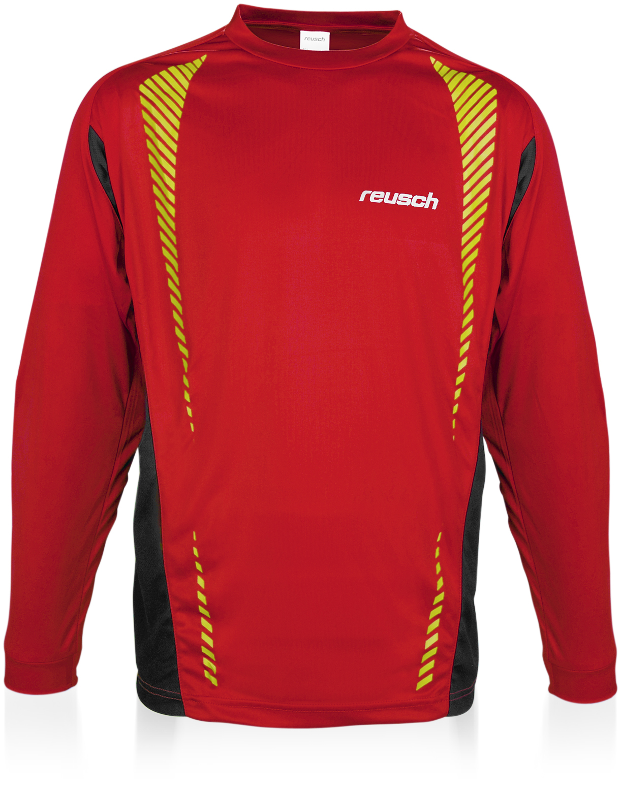 Reusch Batos Longsleeve Goalkeeper Shirt (red)