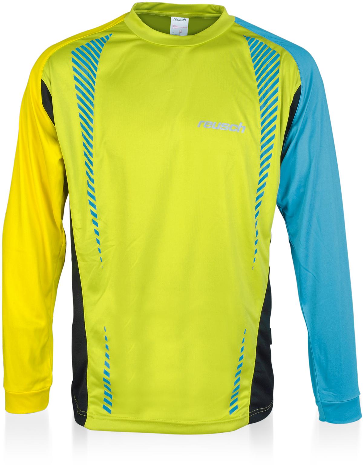 Reusch Batos Np Longsleeve Goalkeeper Shirt (lime)