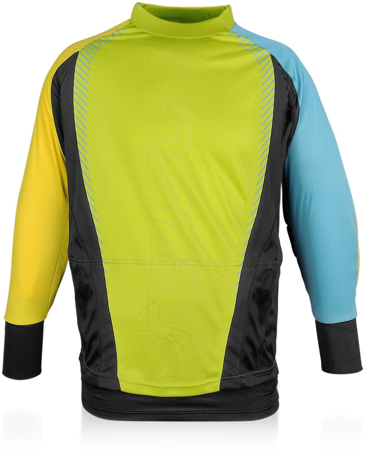 Reusch Phoenix Goalkeeper Shirt (lime)