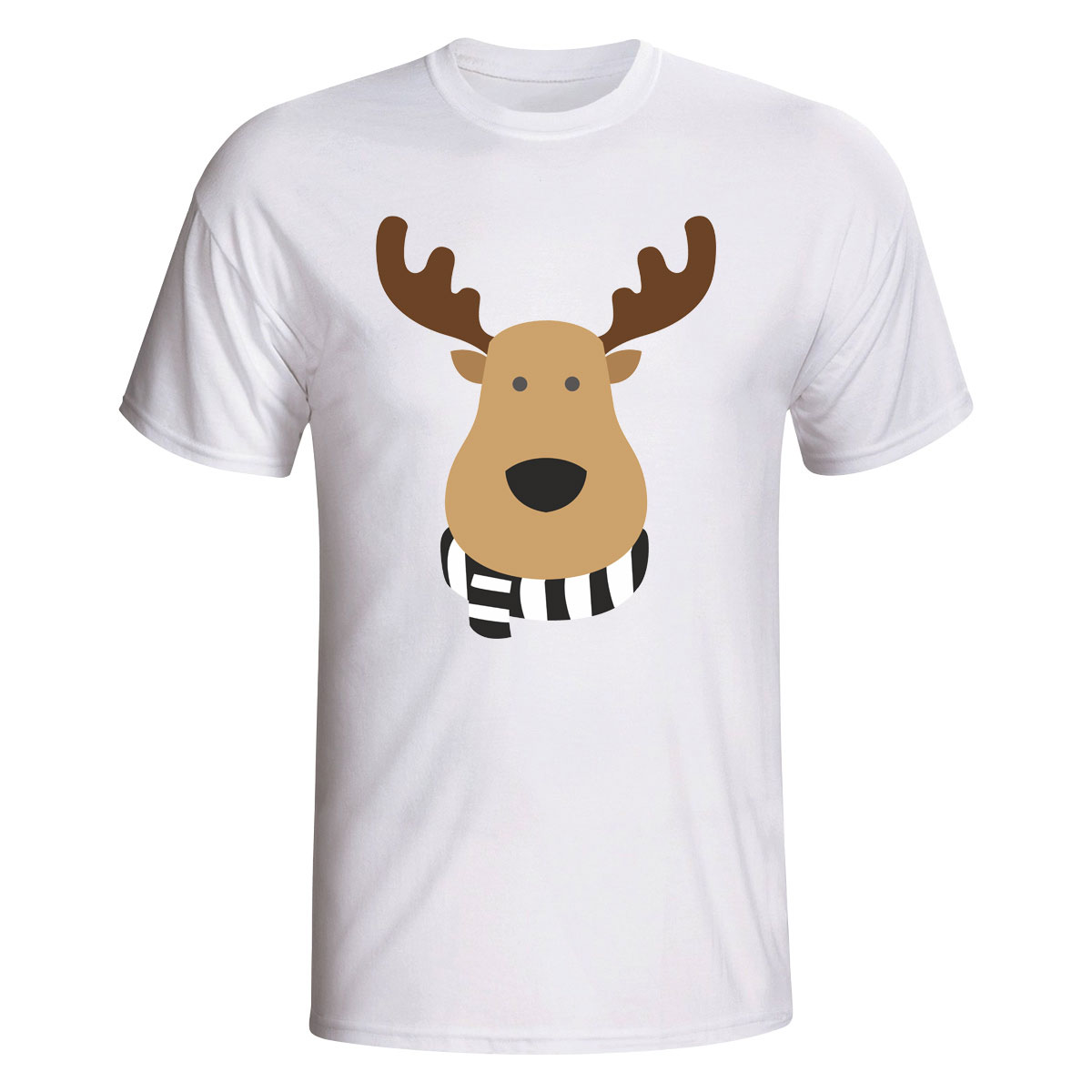 Fulham Rudolph Supporters T-shirt (white)
