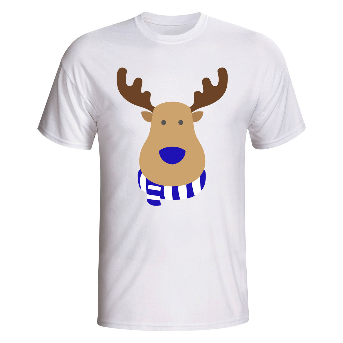 Tenerife Rudolph Supporters T-shirt (white)