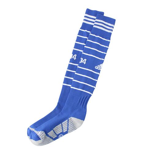 2015-2016 Schalke Adidas Home Football Socks