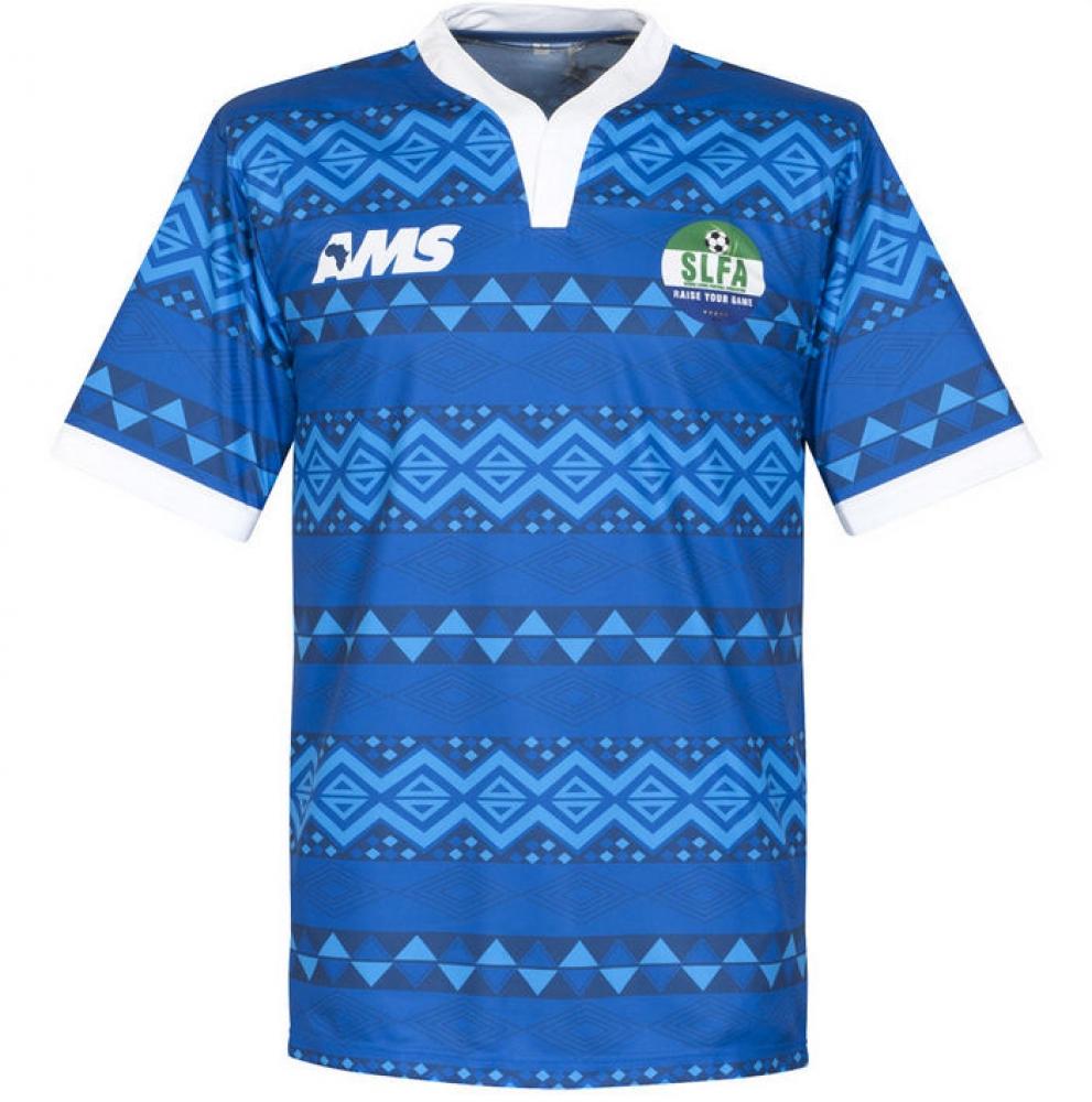 2015-2016 Sierra Leone Away Football Shirt